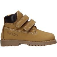 Schuhe Kinder Boots Valleverde 36801 Gelb