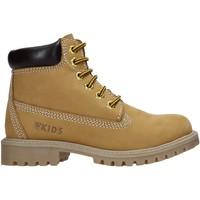 Schuhe Kinder Boots Valleverde 36803 Gelb