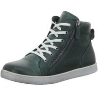 Schuhe Damen Sneaker High Andrea Conti Stiefeletten 0020028,bottle 0020028 112 schwarz