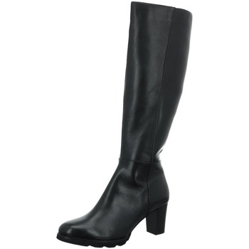Schuhe Damen Klassische Stiefel Regarde Le Ciel Stiefel Patricia Langschaftstiefel PATRICIA30-5249 schwarz