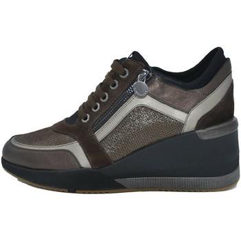 Schuhe Damen Sneaker Low Stonefly - Sneaker marrone 215005-410 MARRONE