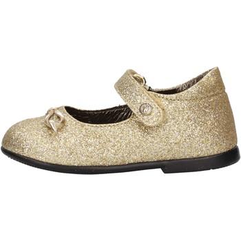 Schuhe Mädchen Sneaker Naturino - Ballerina platino BALLET-0Q06 19 PLATINO