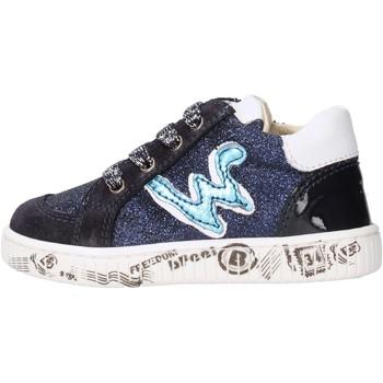 Schuhe Jungen Sneaker Low Balducci - Polacchino blu MSPO3503 BLU