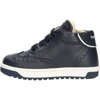 Schuhe Jungen Sneaker High Balducci - Polacchino blu CSP4101 BLU