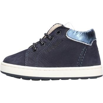 Schuhe Mädchen Sneaker High Balducci - Polacchino blu CITA 4304 BLU
