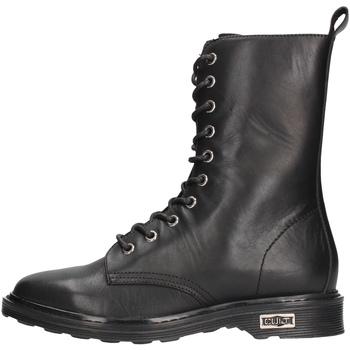 Schuhe Damen Low Boots Cult - Anfibio nero CLW302202 NERO