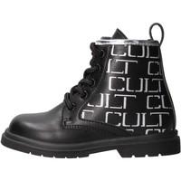 Schuhe Mädchen Boots Cult - Anfibio nero MINIROCK 1 NERO
