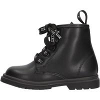 Schuhe Mädchen Boots Cult - Anfibio nero START NERO