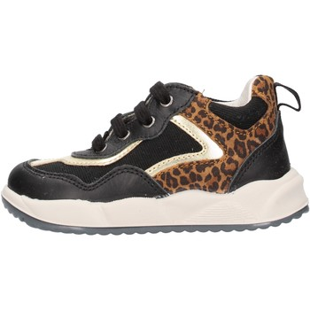Schuhe Mädchen Sneaker Low Falcotto - Polacchino nero GARION-1A18 NERO