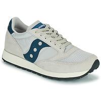 Schuhe Sneaker Low Saucony JAZZ VINTAGE Beige / Marine