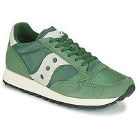 Schuhe Herren Sneaker Low Saucony JAZZ VINTAGE Grün