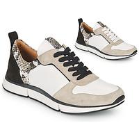 Schuhe Damen Sandalen / Sandaletten Adige VANILLE V5 PYTHON ICE Weiss