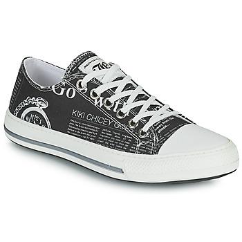 Schuhe Damen Sneaker Low John Galliano ALEXA Schwarz