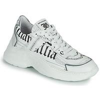Schuhe Damen Sneaker Low John Galliano SOFIA Weiss