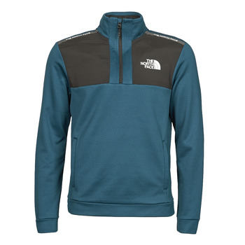 Kleidung Herren Fleecepullover The North Face MA 1/2 ZIP Blau
