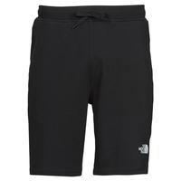 Kleidung Herren Shorts / Bermudas The North Face GRAPHIC SHORT LIGHT Schwarz