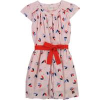 Kleidung Mädchen Kurze Kleider Carrément Beau Y12246-44L Rose