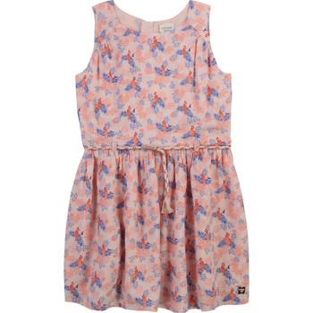 Kleidung Mädchen Kurze Kleider Carrément Beau Y12247-44L Rose