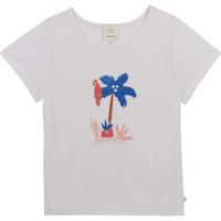 Kleidung Mädchen T-Shirts Carrément Beau Y15383-10B Weiss