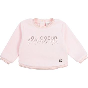 Kleidung Mädchen Sweatshirts Carrément Beau Y95254-44L Rose
