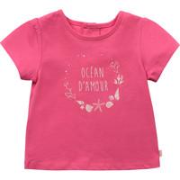 Kleidung Mädchen T-Shirts Carrément Beau Y95270-46C Rose