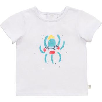 Kleidung Jungen T-Shirts Carrément Beau Y95275-10B Weiss