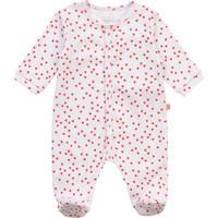Kleidung Mädchen Pyjamas/ Nachthemden Carrément Beau Y97101-10B Weiss