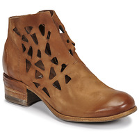 Schuhe Damen Boots Airstep / A.S.98 GIVE PERF Camel