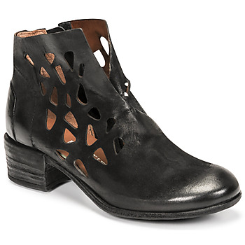 Schuhe Damen Boots Airstep / A.S.98 GIVE PERF Schwarz