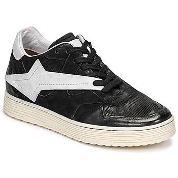 Schuhe Damen Sneaker Low Airstep / A.S.98 ZEPPA Schwarz / Weiss