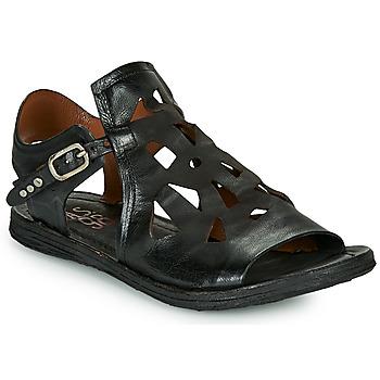 Schuhe Damen Sandalen / Sandaletten Airstep / A.S.98 RAMOS PERF Schwarz