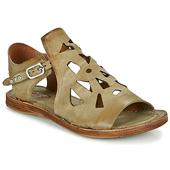 Schuhe Damen Sandalen / Sandaletten Airstep / A.S.98 RAMOS PERF Kaki