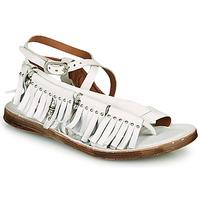 Schuhe Damen Sandalen / Sandaletten Airstep / A.S.98 RAMOS FRANGE Weiss