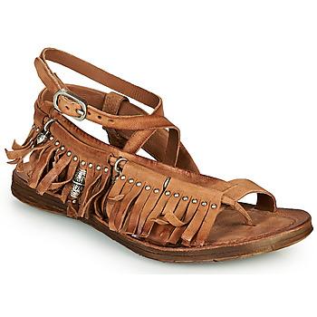 Schuhe Damen Sandalen / Sandaletten Airstep / A.S.98 RAMOS FRANGE Braun