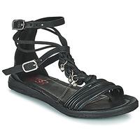 Schuhe Damen Sandalen / Sandaletten Airstep / A.S.98 RAMOS TORSADE Schwarz