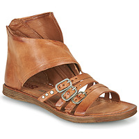 Schuhe Damen Sandalen / Sandaletten Airstep / A.S.98 RAMOS HIGH Camel