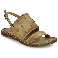 Schuhe Damen Sandalen / Sandaletten Airstep / A.S.98 RAMOS TRESSE Kaki