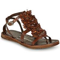 Schuhe Damen Sandalen / Sandaletten Airstep / A.S.98 RAMOS Braun