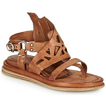 Schuhe Damen Sandalen / Sandaletten Airstep / A.S.98 POLA GRAPH Camel
