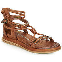 Schuhe Damen Sandalen / Sandaletten Airstep / A.S.98 POLA SQUARE Camel