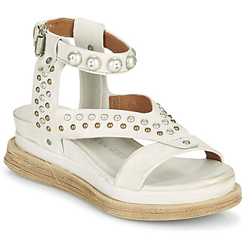 Schuhe Damen Sandalen / Sandaletten Airstep / A.S.98 LAGOS STUD Grau / Beige
