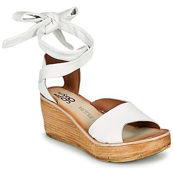 Schuhe Damen Sandalen / Sandaletten Airstep / A.S.98 NOA LACE Weiss