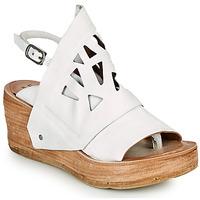 Schuhe Damen Sandalen / Sandaletten Airstep / A.S.98 NOA GRAPH Weiss
