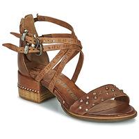 Schuhe Damen Sandalen / Sandaletten Airstep / A.S.98 MORAINE Camel