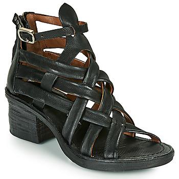 Schuhe Damen Sandalen / Sandaletten Airstep / A.S.98 KENYA BRIDE Schwarz