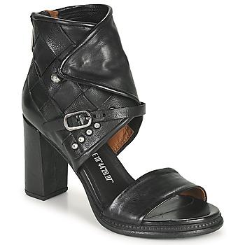 Schuhe Damen Sandalen / Sandaletten Airstep / A.S.98 BASILE HIGH Schwarz
