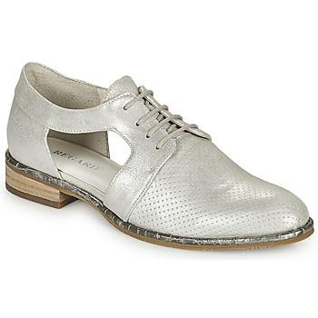 Schuhe Damen Derby-Schuhe Regard GORBIO Silbern