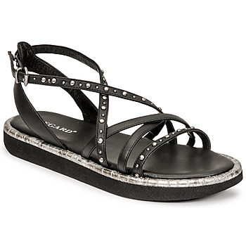 Schuhe Damen Sandalen / Sandaletten Regard ARLES Schwarz