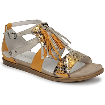 Schuhe Damen Sandalen / Sandaletten Regard BASTIL2 Gelb