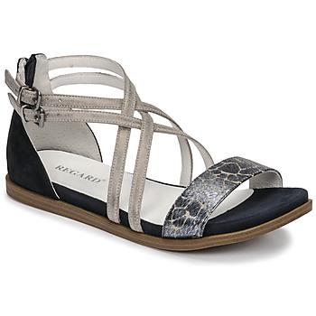 Schuhe Damen Sandalen / Sandaletten Regard BATZ Blau